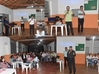 """CAMARA NAS COMUNIDADES"" VAI ATÉ O CDC DA MACAÚBAS DE BAIXO E DOS VIEIRAS"