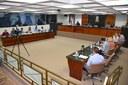 Câmara Municipal aprova projetos em 25ª Reunião Ordinária