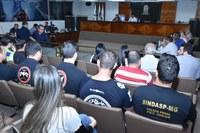 Câmara Municipal de Patrocínio realiza mais uma Reunião Ordinária e também, a 10ª Reunião Extraordinária