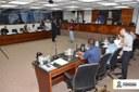 Câmara Municipal realiza 25ª Reunião Ordinária