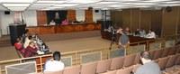 Câmara Municipal realizou a 12ª Reunião Ordinária