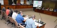 Câmara Municipal realizou a 17ª Reunião Ordinária