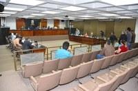 Câmara Municipal realizou a 23ª Reunião Ordinária