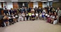 Câmara Municipal realizou a Sessão Solene de Homenagem às Mães