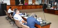 Câmara Municipal realizou Reuniões Ordinária e Extraordinária