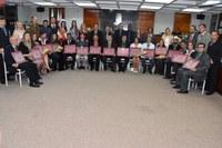 CIDADANIA HONORÁRIA: CÂMARA DE PATROCÍNIO ENTREGA TÍTULOS