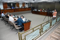 NOVO DELEGADO REGIONAL E COMANDANTE DA POLÍCIA MILITAR PARTICIPARAM DA 8ª REUNIÃO ORDINÁRIA