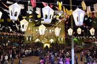 Primeira edição do ArraiôPatrô movimenta a Praça Santa Luzia