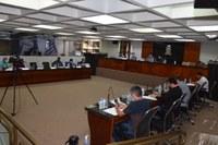 Realizada sem grandes debates a 18ª Reunião Ordinária