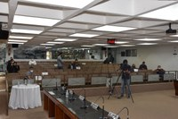 Reunião Ordinária abre recesso parlamentar