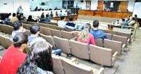Reuniões: Câmara Municipal realizou Ordinária e Extraordinária