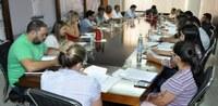 Terceira reunião para estudo do novo Regimento Interno aconteceu nesta segunda