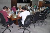 Terminam estudos do novo RI da Câmara Municipal