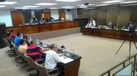 Vereadores realizam a 21ª Reunião Ordinária